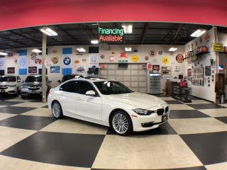 Used 2015 BMW 3 Series 320I X DRIVE LUXURY   NAVI   PKG AUT0 SUNROOF 93K for sale in North York, ON
