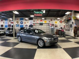 Used 2013 BMW 5 Series 528I XDRIVE PREMIUM   NAVI PKG 360 CAMERA 125K for sale in North York, ON