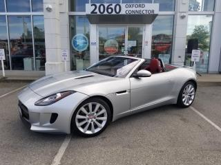 Used 2017 Jaguar F-Type Convertible for sale in Port Coquitlam, BC