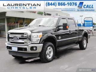 Used 2014 Ford F-250 Super Duty SRW XLT!!  BACKUP CAMERA!!  LOW KMS!! for sale in Sudbury, ON