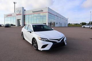 New 2020 Toyota Camry SE for sale in Summerside, PE