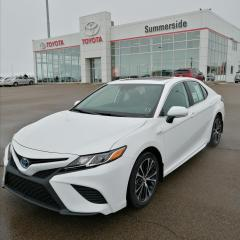 New 2020 Toyota Camry HYBRID SE for sale in Summerside, PE