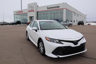 New 2020 Toyota Camry LE for sale in Summerside, PE