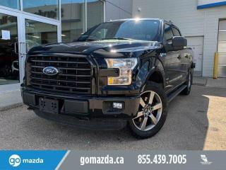 Used 2016 Ford F-150 XLT for sale in Edmonton, AB