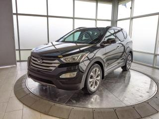 Used 2016 Hyundai Santa Fe Sport Limited - One Owner! Accident Free Carfax! for sale in Edmonton, AB