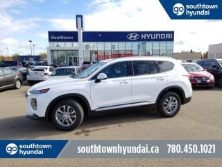 New 2020 Hyundai Santa Fe Essential Safety - 2.4L Back Up Cam, Heated Seats/Wheel, Apple CarPlay, Adaptive Cruise, Lane Keep Assist/Forward Collision Avoidance for sale in Edmonton, AB