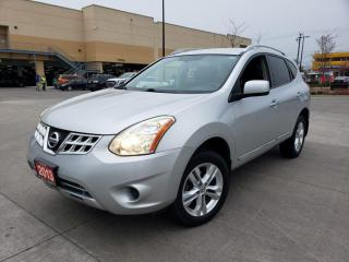Used 2013 Nissan Rogue AWD, Only 163000 km, 3/Y Warranty available. for sale in Toronto, ON
