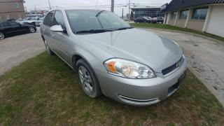 Used 2007 Chevrolet Impala LS for sale in Windsor, ON