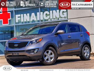 Used 2015 Kia Sportage LX | Heated Seat | Cruise | Bluetooth for sale in St Catharines, ON