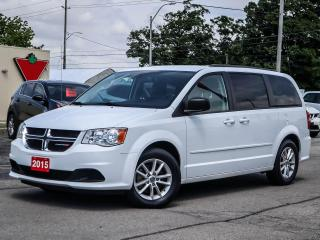 Used 2015 Dodge Grand Caravan SXT PLUS | DVD | ALLOYS | BACK-UP CAM | UCONNECT for sale in Simcoe, ON