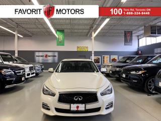 Used 2015 Infiniti Q50 Sport AWD *CERTIFIED!*|NAV|SUNROOF|LEATHER|+++ for sale in North York, ON