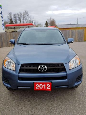 2012 Toyota RAV4 Great condition,fuel efficient,fun to drive