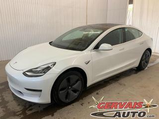 Used 2020 Tesla Model 3 SR+ GPS Autopilote *NEUVE* Sub de 13000$ inclus for sale in Trois-Rivières, QC
