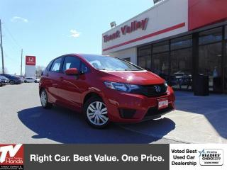Used 2016 Honda Fit LX (1) Owner, Lowest KM in Ontario for sale in Peterborough, ON