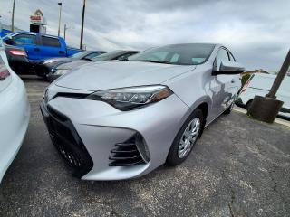 Used 2018 Toyota Corolla BLUETOOTH | LEATHER | HEATED SEATS for sale in Waterloo, ON