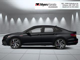 Used 2020 Volkswagen Jetta GLI Manual for sale in Kanata, ON