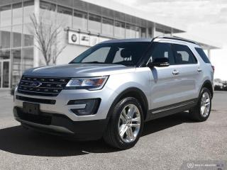 Used 2017 Ford Explorer XLT Leather! Low Kilometers! for sale in Winnipeg, MB