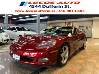 Used 2007 Chevrolet Corvette 6 Speed Manual for sale in North York, ON