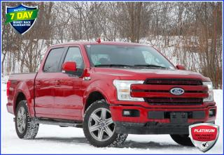 Used 2018 Ford F-150 Lariat LARIAT SPORT/LEATHER/SUNROOF/NAVIGATION for sale in Kitchener, ON