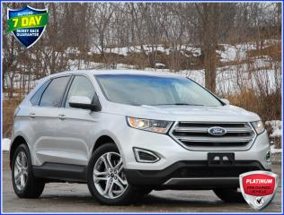 Used 2017 Ford Edge Titanium LEATHER/NAV/ONLY 25K KMS! for sale in Kitchener, ON