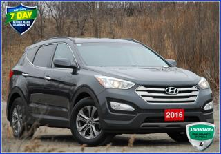 Used 2016 Hyundai Santa Fe Sport 2.4 Premium AWD/HEATED SEATS/DUAL AIR for sale in Kitchener, ON
