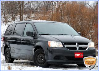 Used 2013 Dodge Grand Caravan SE/SXT 7 PASSENGER/STOW N' GO/EXTRA RIMS for sale in Kitchener, ON