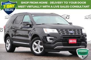 Used 2016 Ford Explorer XLT | 4WD | 3.5L V6 ENGINE for sale in Kitchener, ON