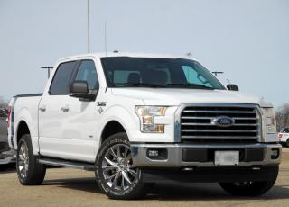 Used 2017 Ford F-150 XLT TORONTO MAPLE LEAFS EDITION! for sale in Kitchener, ON