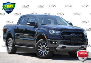 Used 2019 Ford Ranger Lariat SPORT / FX4 / ADAPTIVE CRUISE for sale in Kitchener, ON
