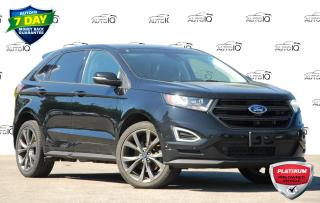 Used 2016 Ford Edge Sport SPORT 401A/SUNROOF/NAVIGATION for sale in Kitchener, ON