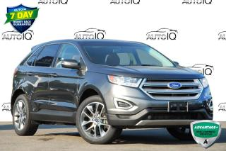 Used 2016 Ford Edge Titanium TITANIUM 301A AWD/SUNROOF/NAVIGATION for sale in Kitchener, ON