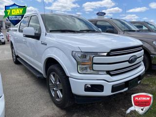 Used 2018 Ford F-150 Lariat LARIAT 502A/SPORT/SUNROOF/ONLY 24KM! for sale in Kitchener, ON