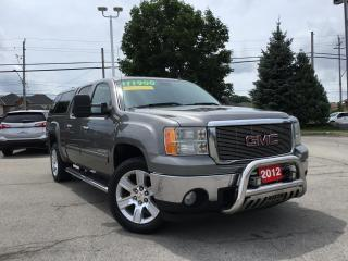Used 2012 GMC Sierra 1500 SLE AS TRADED for sale in Grimsby, ON