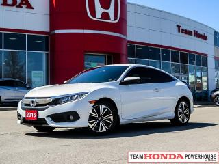 Used 2016 Honda Civic EX-T for sale in Milton, ON