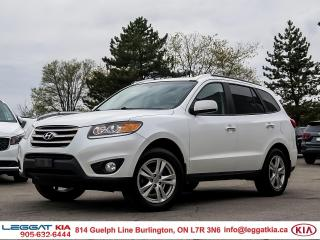 Used 2012 Hyundai Santa Fe LIMITED for sale in Burlington, ON