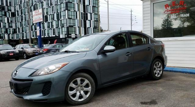 2013 Mazda MAZDA3 GX