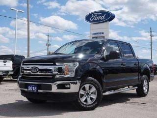 Used 2018 Ford F-150 XLT | 300A | POWER SEAT for sale in Listowel, ON