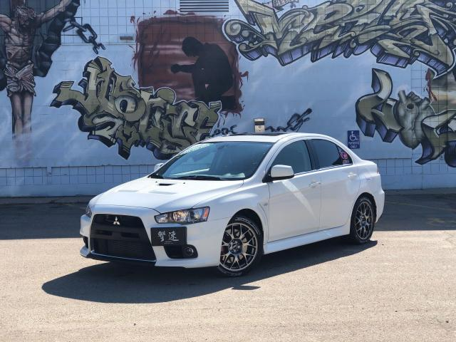 2014 Mitsubishi Lancer Evolution MR Premium SST