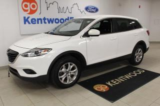 Used 2015 Mazda CX-9 3 MONTH DEFERRAL!*oac | 7 Seater | AWD | One Owner Trade for sale in Edmonton, AB