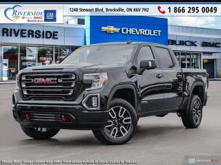 New 2020 GMC Sierra 1500 AT4 for sale in Brockville, ON