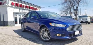 Used 2014 Ford Fusion SE for sale in Oakville, ON