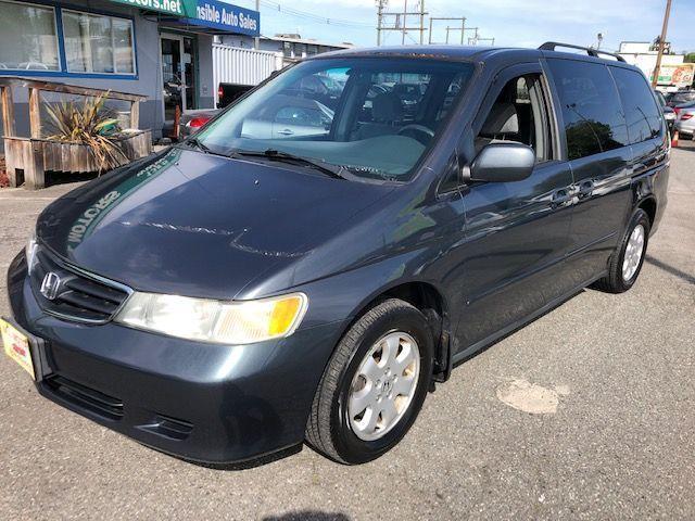 2004 Honda Odyssey EX