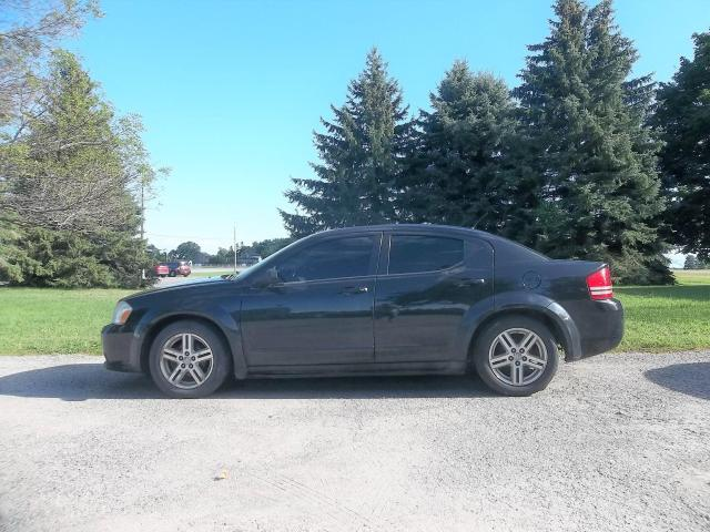 2008 Dodge Avenger SXT V6 4 DOOR
