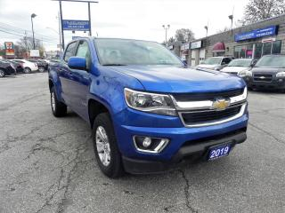 Used 2019 Chevrolet Colorado LT 4x4 Crew Cab for sale in Windsor, ON