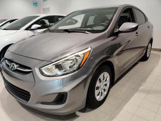 Used 2015 Hyundai Accent GL AUTOMATIQUE **MÉCANIQUE A1** for sale in St-Eustache, QC