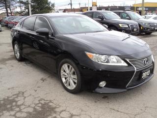 Used 2013 Lexus ES 350 NAVIGATION ,CAMERA, for sale in Oakville, ON