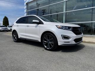 Used 2017 Ford Edge Sport 401a toit gps for sale in St-Eustache, QC
