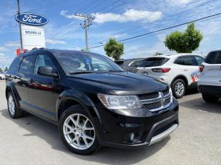 Used 2014 Dodge Journey Limited 7 places for sale in St-Eustache, QC