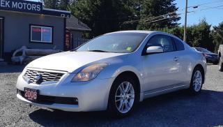 Used 2008 Nissan Altima 3.5 SE for sale in Black Creek, BC