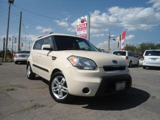 Used 2010 Kia Soul 5SPEED POWER WIND,LOCK,MIRR A/C 4NEW TIRES+BRAKES for sale in Oakville, ON